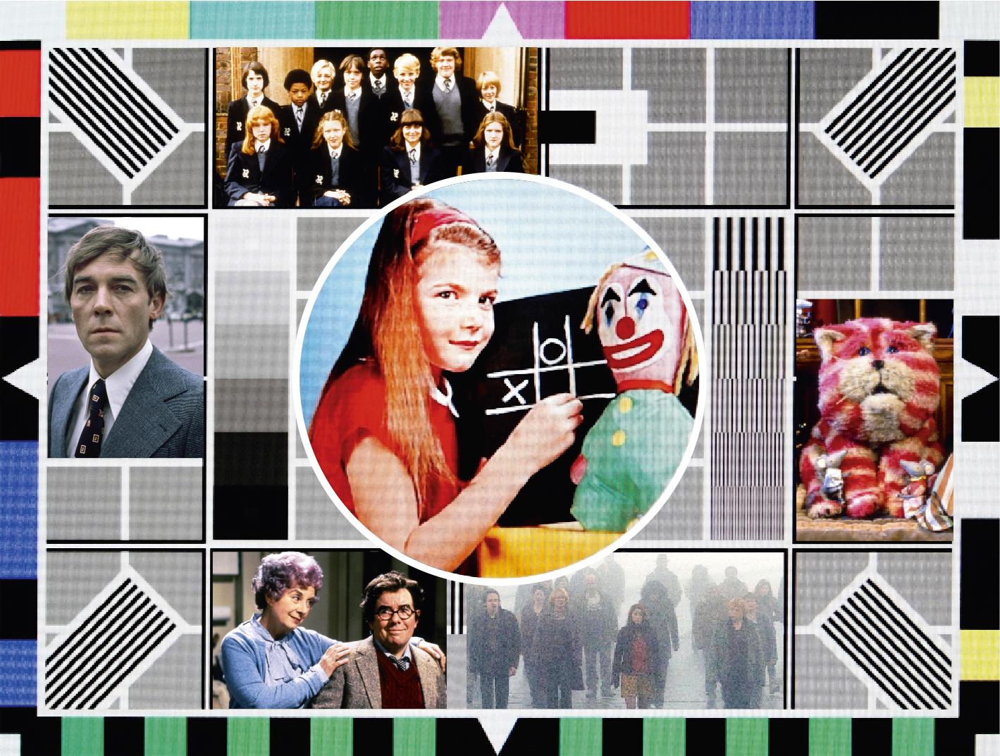 TV, theme tunes