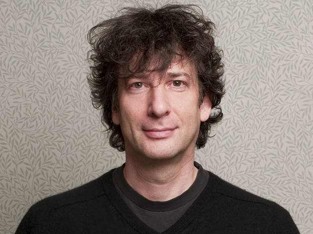 Neil Gaiman – 'The Truth is a Cave in the Black Mountains'