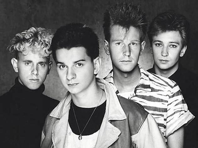 La [2] De Nitsa. Back to the 80s + Especial Depeche Mode