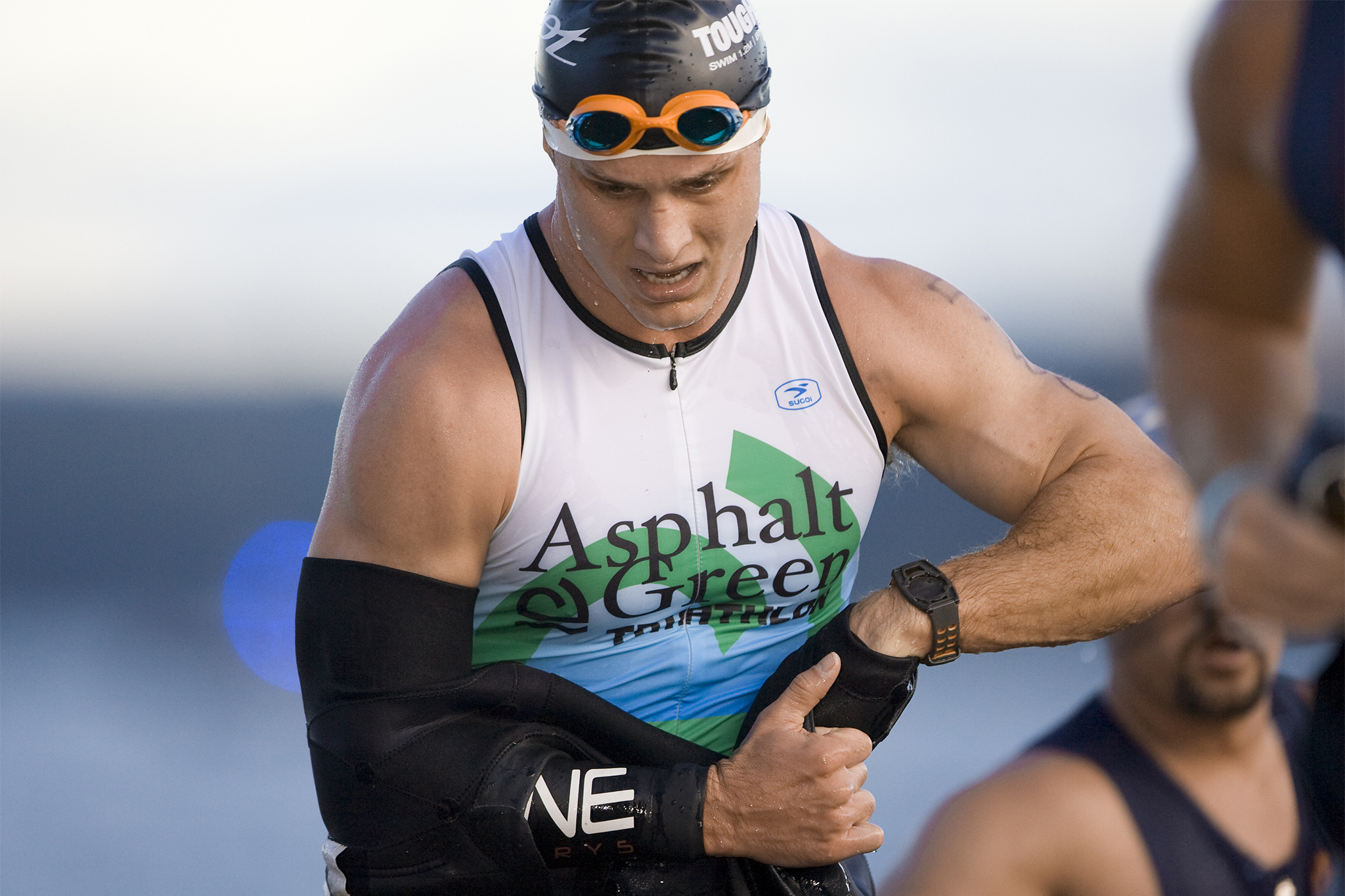 Asphalt Green Triathlon