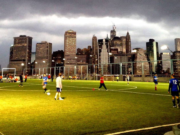 You have one week left to sign up for spring sports leagues in NYC