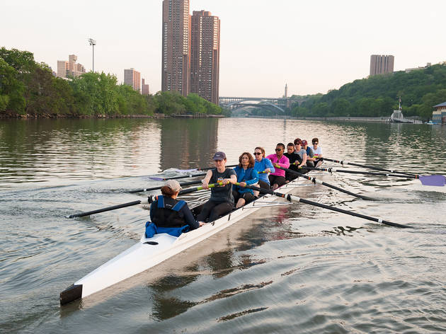 Where to try Summer Olympic sports in NYC