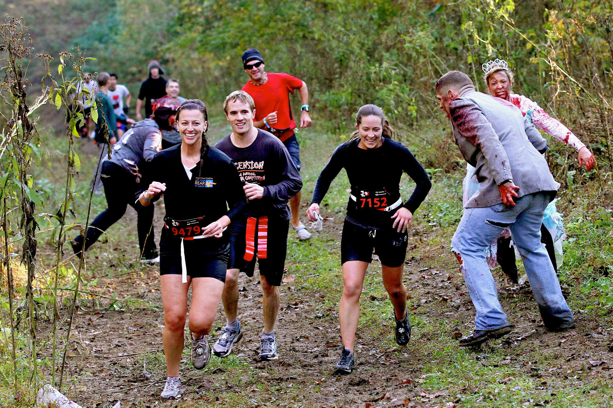 Obstacle course races (2013)