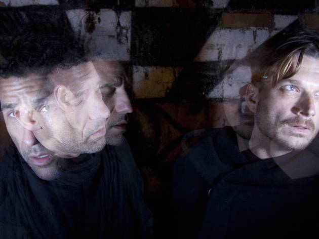Thugfucker's Greg Oreck and Holmar Filipsson