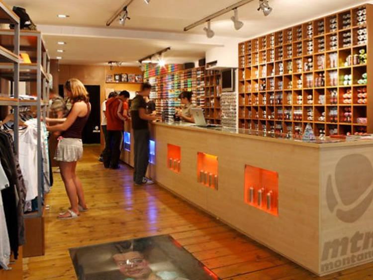 Montana Shop & Gallery