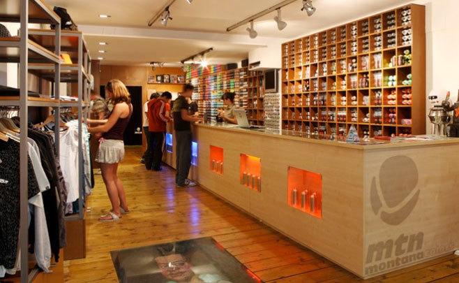 Montana shop