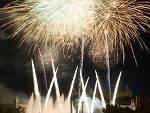 Mercè 2014: Pyromusical show
