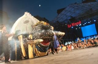 Mercè 2013: Fire-breathing dragons and beasts on parade