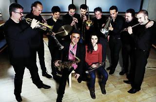 Jazzing 2014: David Mengual Free Spirits Big Band + The New Catalan Ensemble amb Andrea Motis i Joan Chamorro