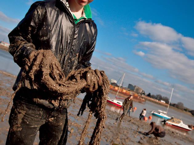 Cleaner Thames Challenge 2013