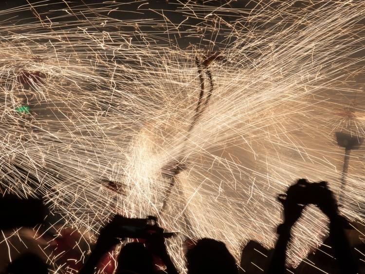 La Mercè 2015: les activitats tradicionals
