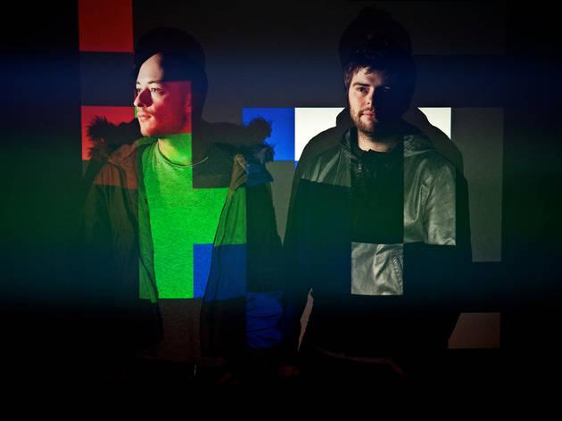 Stay Positive + Ital + Light Asylum's Shannon Funchess + Evan Michael