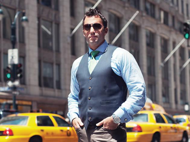 Michael Fazio, 38