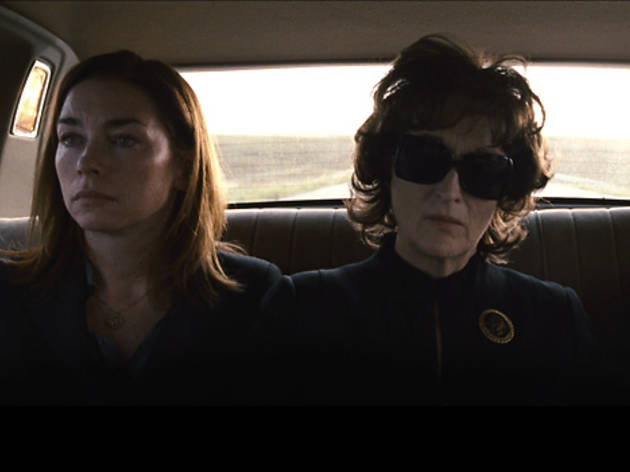 August: Osage County, Moebius, Le Week-End