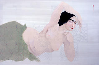 """Hayv Kahraman, """"Let the Guest Be the Master"""""""