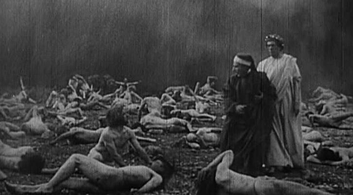 1911 · La Divina Comedia