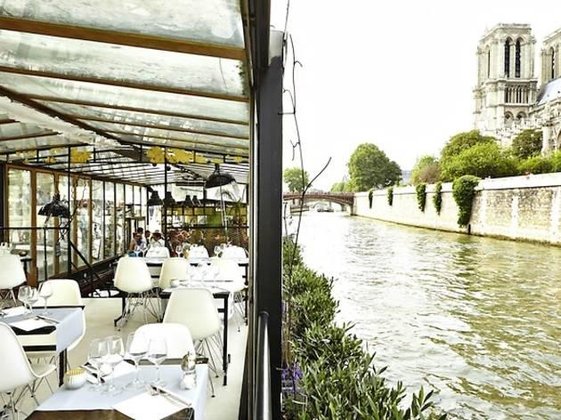 Embarquement pour la Nouvelle Seine