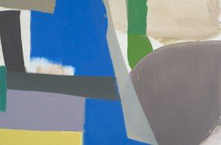Amy Sillman ('Untitled (Fast Painting)')