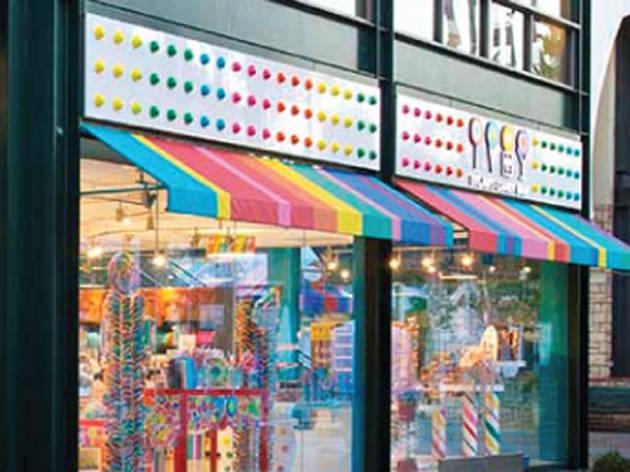 Dylan's Candy Bar LA Celebrates 1st Birthday