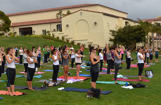 National Yoga Month at Terranea