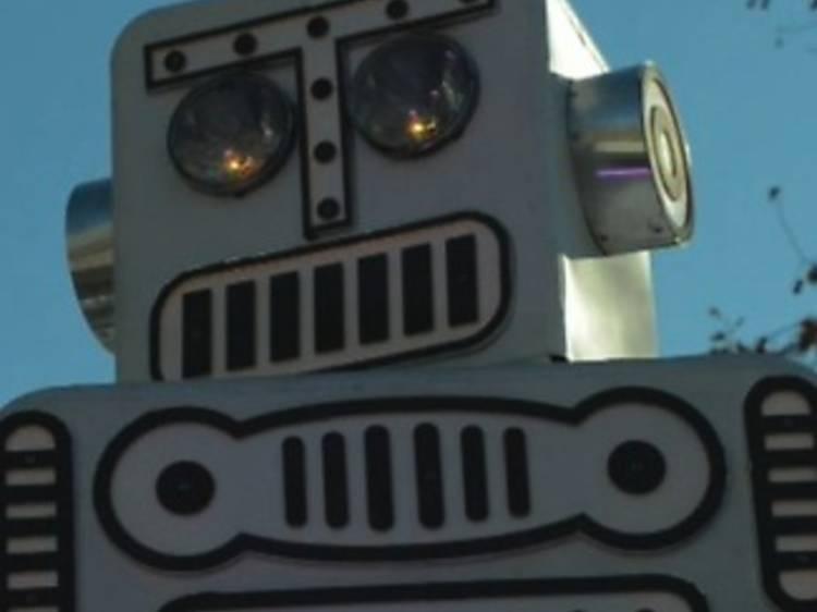 Els robots de més a prop + UFO MC14