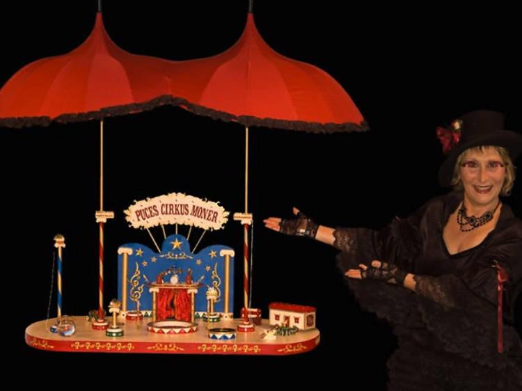 Puces Cirkus Moner
