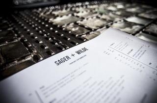 Sager & Wilde (© Rob Greig)