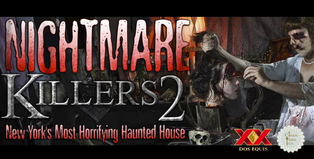 Nightmare Killers Haunted House image