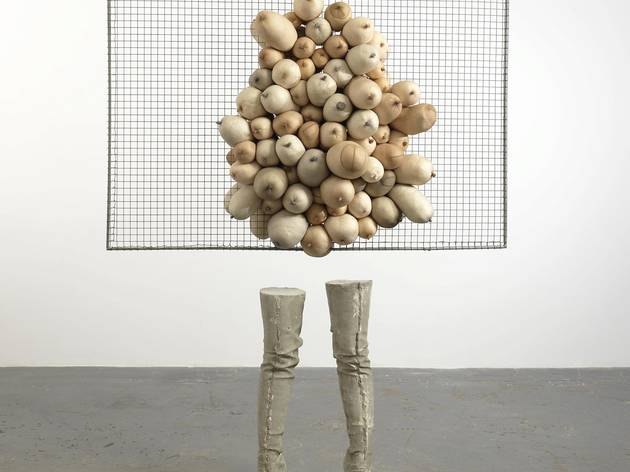 Sarah Lucas ('Nice Tits', 2011)