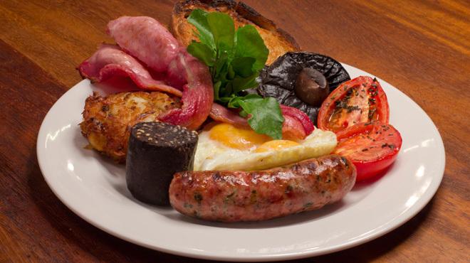 The top ten breakfasts in London