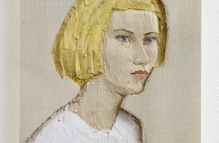 Stephan Balkenhol ('Woman (relief)', 2013)