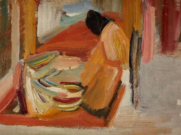 David Bomberg: Objects of Collection
