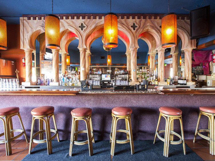L.A.'s most-loved bar: Akbar