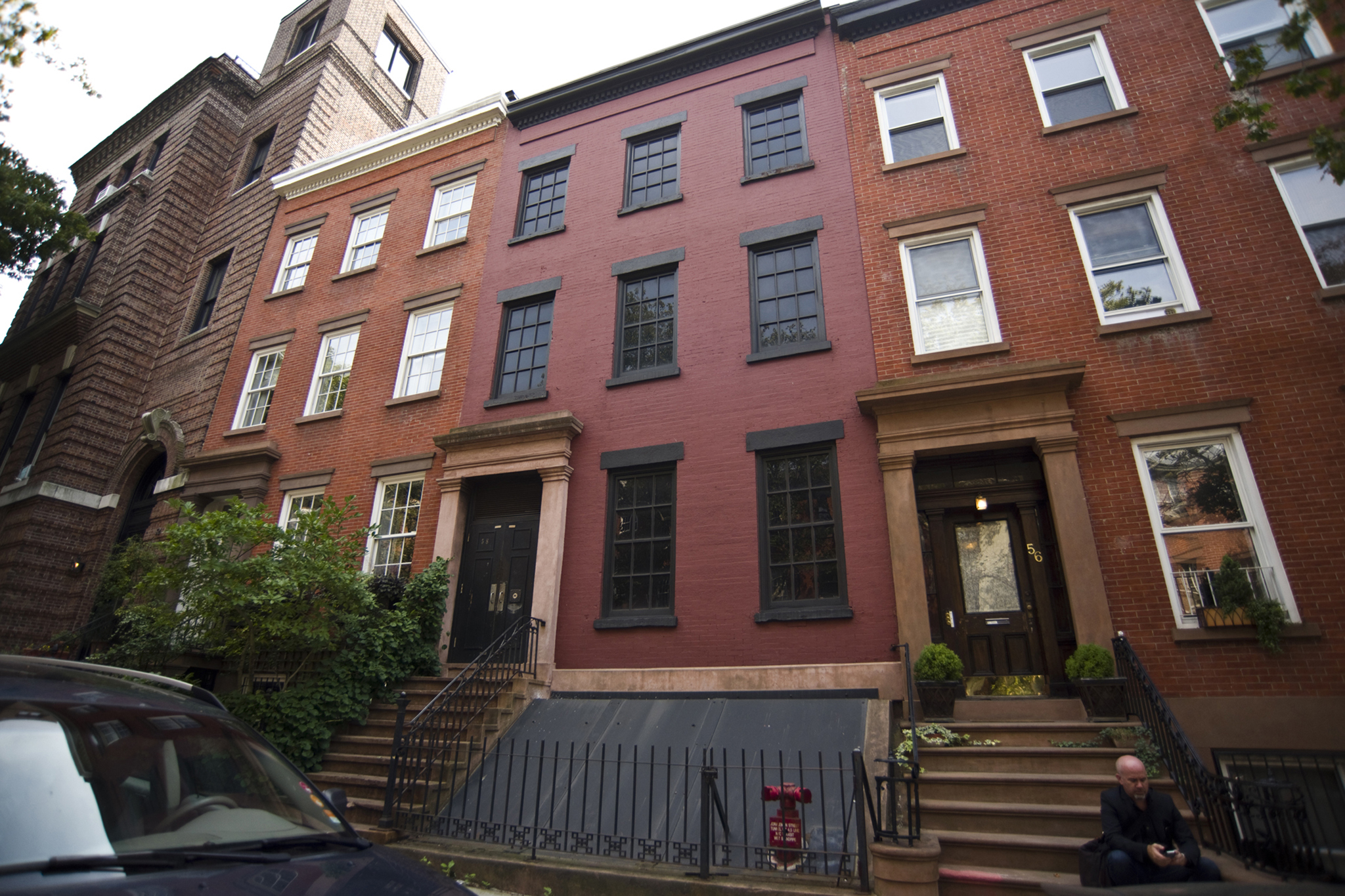 Brooklyn Heights for history buffs