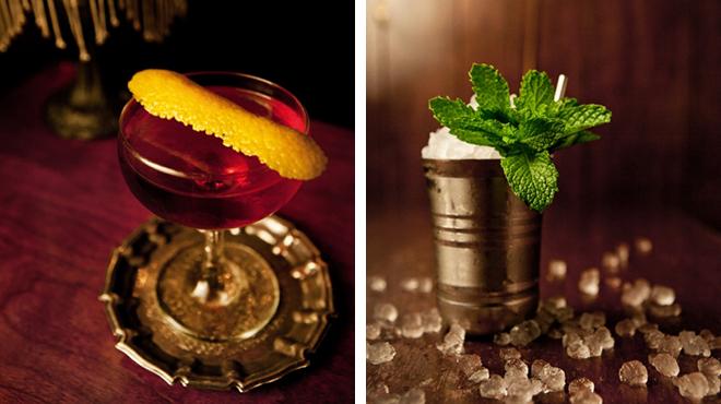 Best cocktail bar: The Varnish