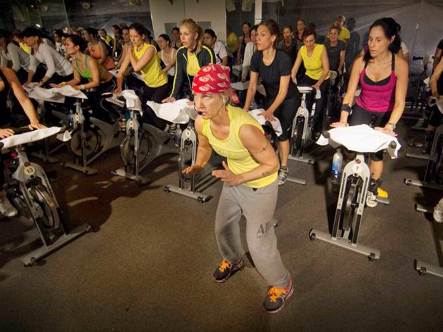 (Photograph: Courtesy SoulCycle)