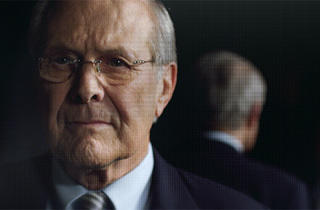 Donald Rumsfeld in The Unknown Known