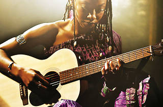 Mercè 2013: Fatoumata Diawara + Sanjosex & Chicuelo