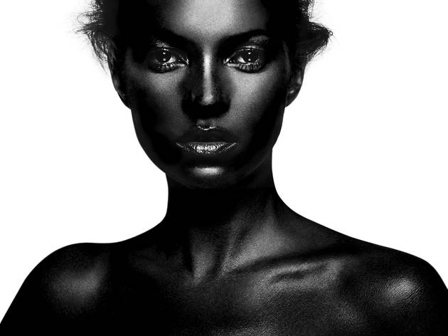 'Black Kate' (© Nick Knight)
