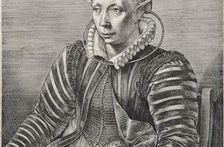 (Johannes Wierix, Portrait de Volcxken Diericx / ©DR)