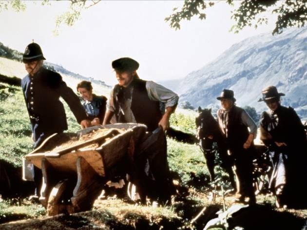 El inglés que subió una colina pero bajó una montaña
