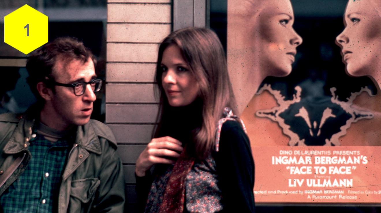 The ten best women in Woody Allen films