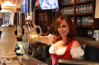 Oktoberfest at Bierhaus NYC