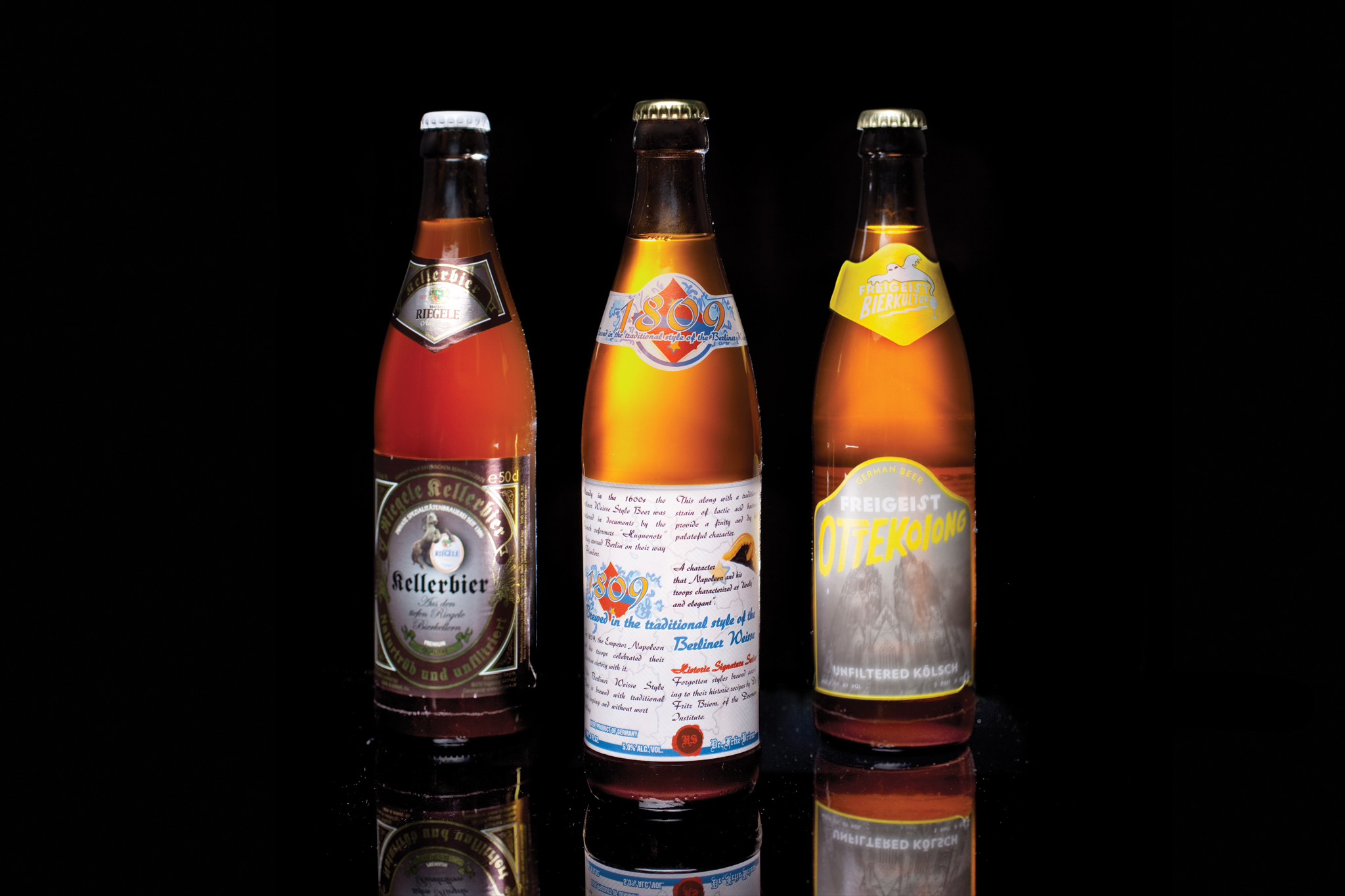 New craft-beer styles: Resurrected German brews
