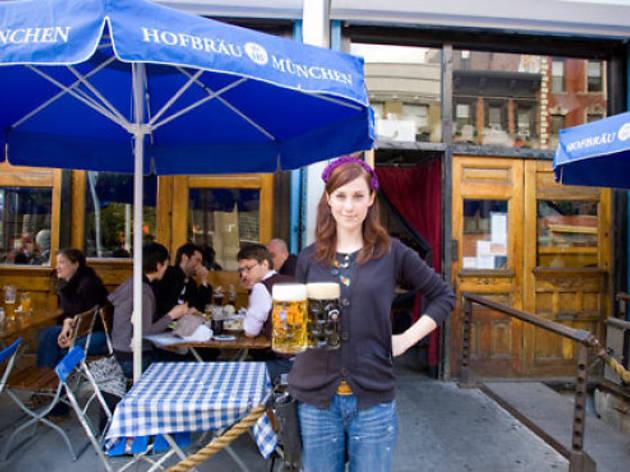 Oktoberfest at Zum Schneider