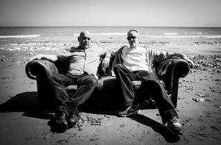 Adrian Sherwood and Pinch