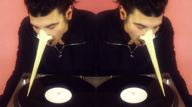 DJ Set - 'Artistes aux Platines'