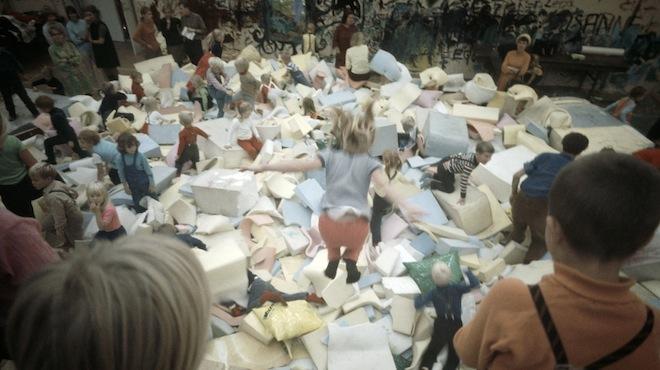 Palle Nielsen - 'The Model in Paris'