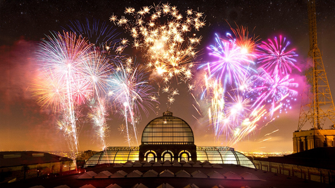 Image result for Alexandra Palace Fireworks Festival – November 3rd and 4th