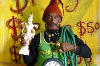 "Lee ""Scratch"" Perry and Subatomic Sound System + Daedalus"